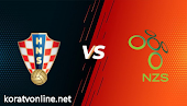 مشاهدة مباراة كرواتيا وسلوفينيا بث مباشر اليوم بتاريخ 24-03-2021 في تصفيات كأس العالم