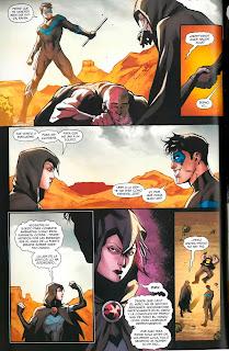"""Comic: Review de """"Titanes: La chispa"""" de Dan Abnett - ECC Ediciones"""