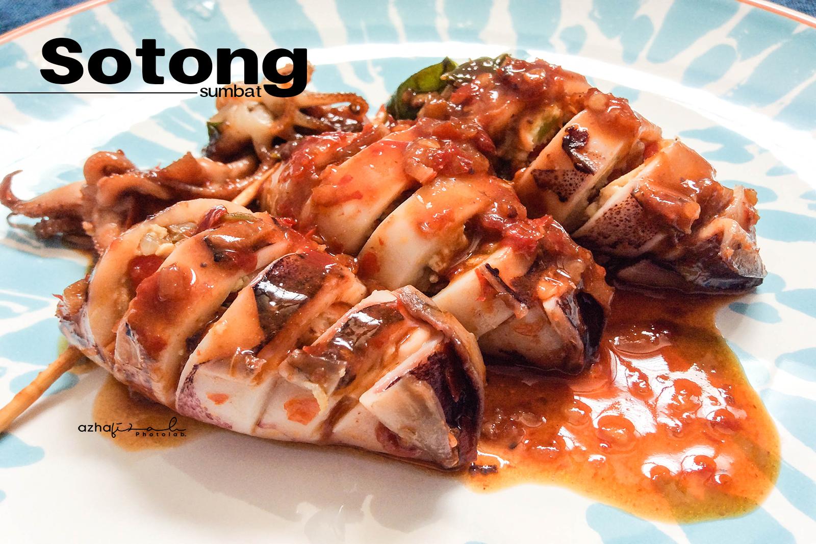 masakan sotong  sedap resepi sotong masak kicap sedap resep masakan khas panaskan Resepi Ikan Masak Tau Enak dan Mudah