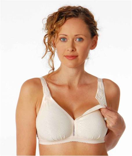 comfortable maternity lingerie