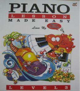 Piano Lesson Made Easy