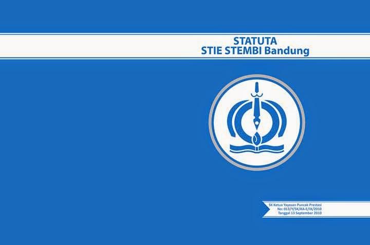 statuta-stembi-bandung-01 Cover buku STATUTA