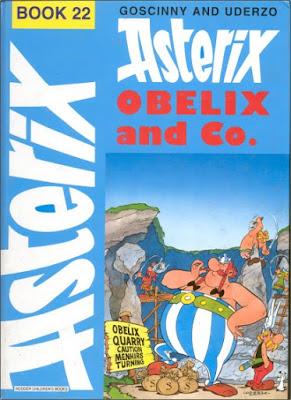 Download free ebook Asterix Obelix and Co. - Album 23 pdf