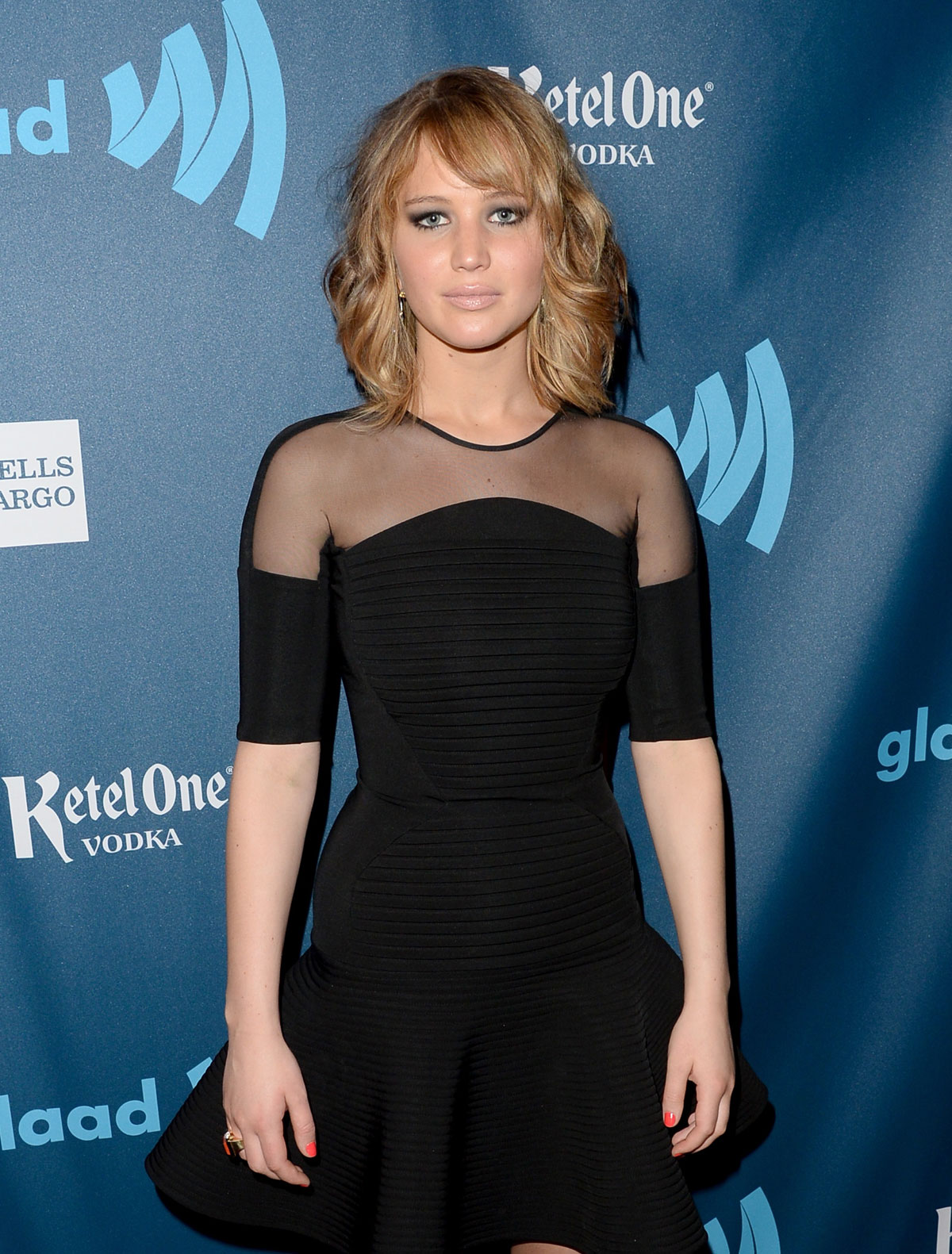 Gallery of Jennifer Lawrence: August 2013