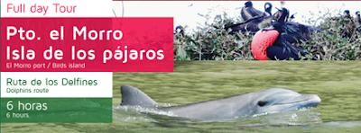 PUERTO EL MORRO + ISLA DE LOS PÁJAROS