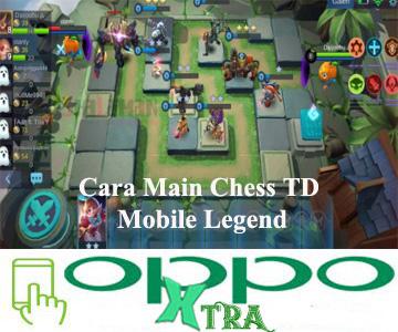 Cara Main Chess TD Mobile Legend