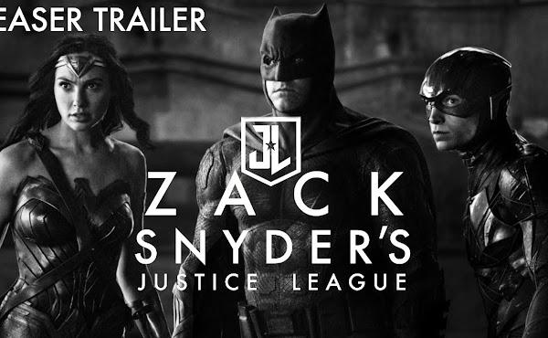 Zack Snyder divulga novo teaser trailer de 'Zack Snyder's Justice League'
