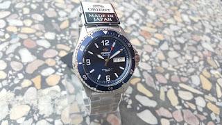 Địa chỉ bán Orient Mako 2 tại Hà Nội. Đồng hồ FAA02002D9 BLUE giá rẻ nhất tại Hà Nội, mua đồng hồ Orient Mako 2 chính hãng