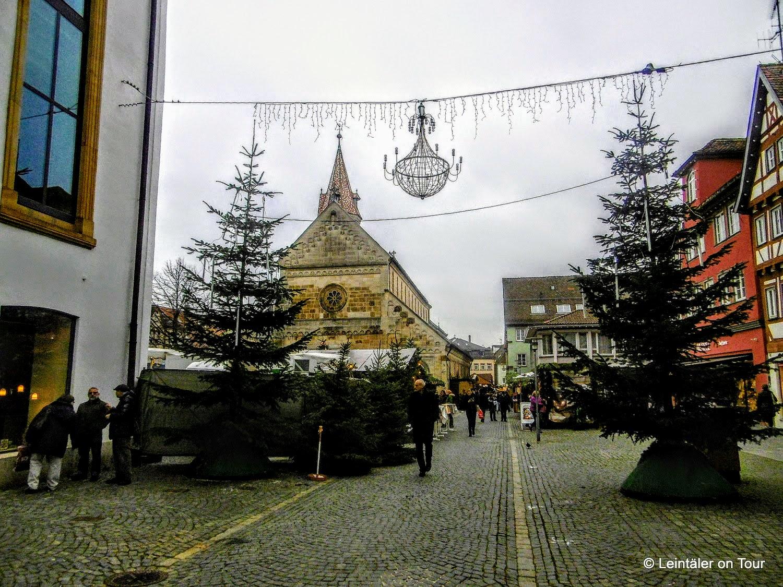 Schwäbisch Gmünd Weihnachtsmarkt.Leintäler On Tour 01 12 2014 Weihnachtsmarkt Schwäbisch Gmünd