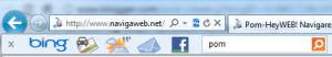 Bing Bar per Internet Explorer