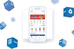 Bluemart StartUp Fintech Online to Offline (O2O)