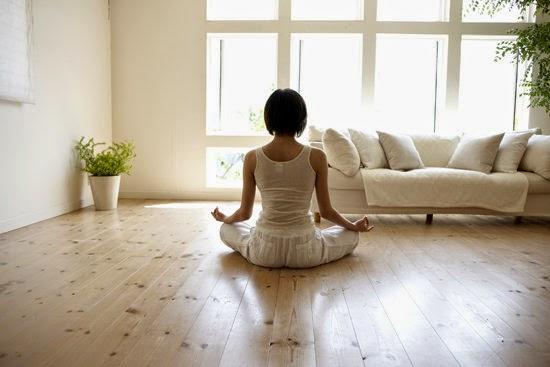 Yoga en casa, beneficios