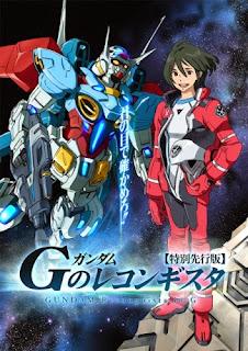 assistir - Gundam G no Reconguista - online
