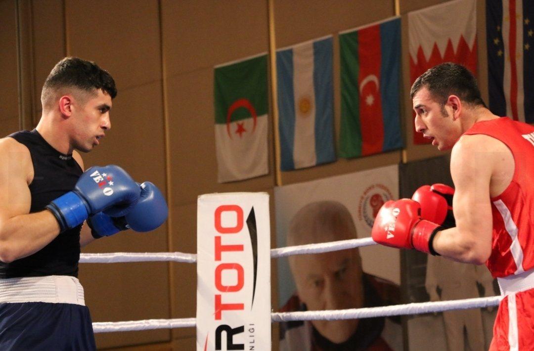 دورة البوسفور الدولية : نتائج الملاكمين الجزائريين في اليوم الأول