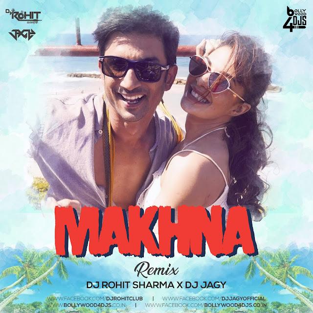 Makhna - Drive (Remix) Dj Rohit Sharma X Dj Jagy