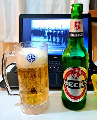 Beck's Şişe Bira Bremen Germany