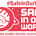 Safe In Our World Launches #LevelUpMentalHealth Global Campaign With Support Across The Videogames Industry