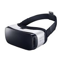 E25 Samsung Gear VR Powered By Oculus SM-R322 Virtual Reality Headset