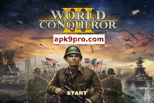 World Conqueror 3 1.2.20 Apk + Mod (File size 80 MB) for android