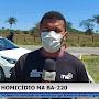 Professor de Andorinha é executado na estrada que liga Sr. do Bonfim e Igara