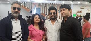 सोनू खत्री के निर्देशन में शुरू हुई प्रेम गीत 2 शूटिंग गोरखपुर में   #NayaSaberaNetwork