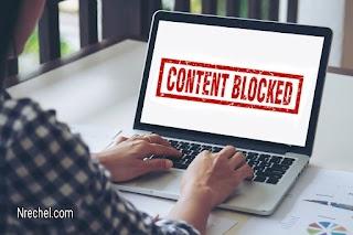 Cara Mudah Membuka Website Yang Diblokir