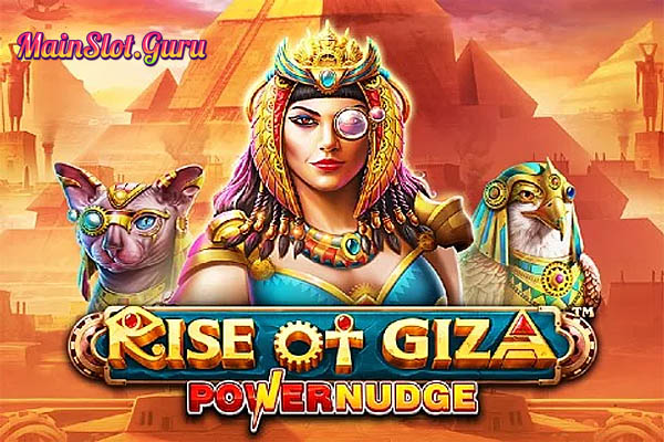 Main Gratis Slot Demo Rise Of Giza Powernudge Pragmatic Play
