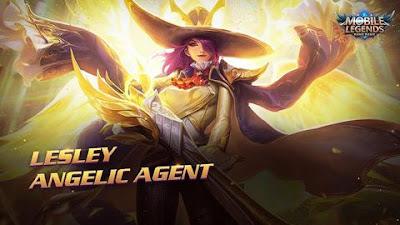 Kata-Kata Lesley Mobile Legends