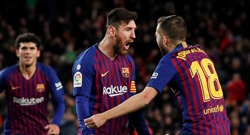 نتيجة مباراة برشلونة وفالنسيا بتاريخ 14-09-2019 الدوري الاسباني