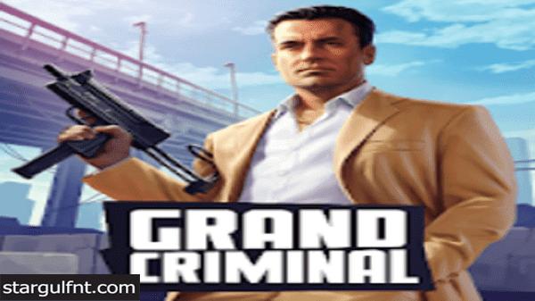 تحميل لعبة Grand Criminal Online عالم مفتوح شبيهة Grand V