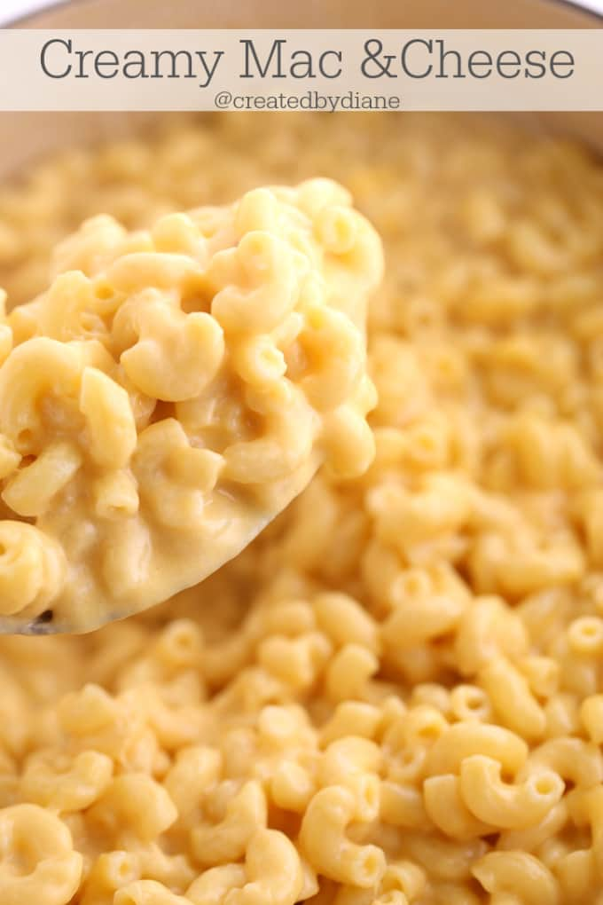 Creamy Mac and Cheese Recipe #dinner #food #meals #healthyrecipes #familycooking