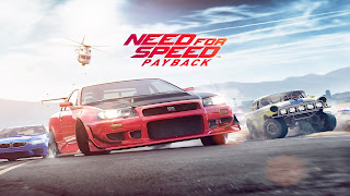 Need for Speed Payback HD Wallpaper