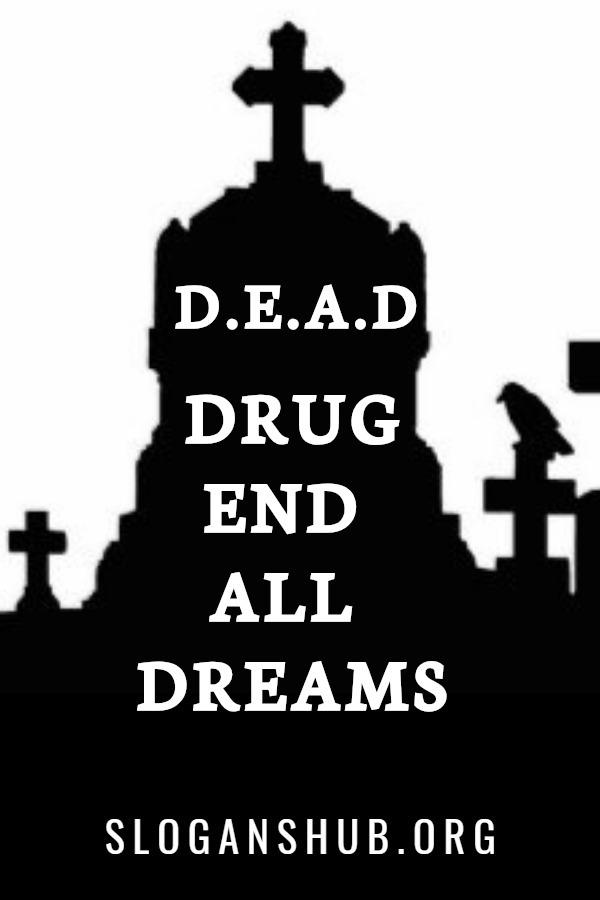 Narkoba : Terasa Manis di Awal, Lalu Terasa Pahit Kemudian