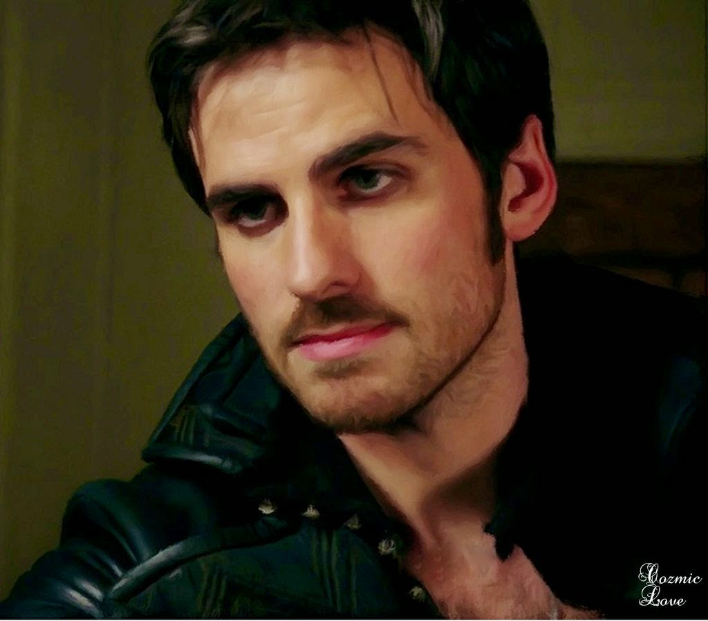 Once Upon a Time Personaje Hook