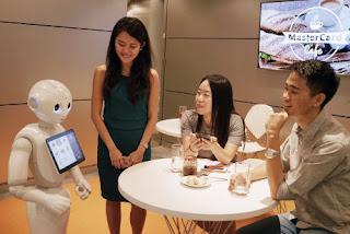 Robot Berbentuk Manusia