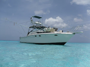 cozumel fishing boat