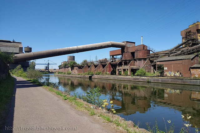 Industrial heritage Charleroi