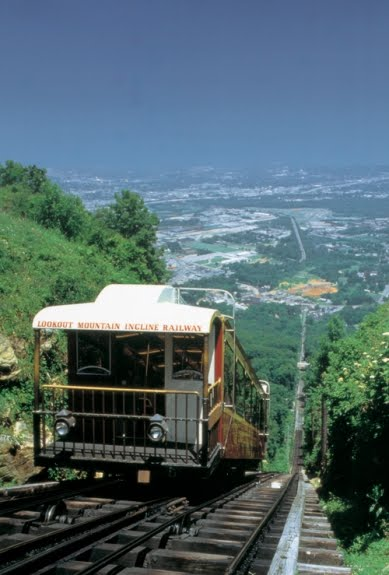 Chattanooga Area Discounts Lookout Mountain Incline Railway