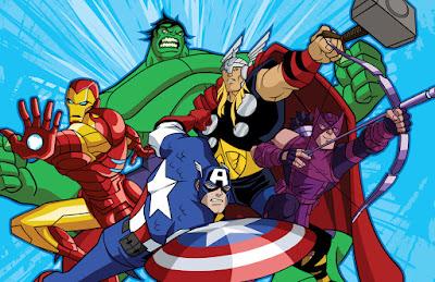 Ver Los Vengadores: Los héroes más poderosos del planeta Online
