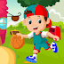 Games4King - Little Basketball Player Rescue