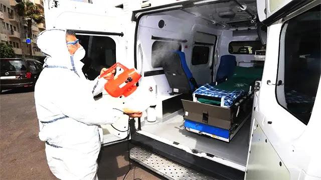 وزارة الصحة: تسجيل 3043 حالة إصابة جديدة و 80 حالة وفاة بفيروس كورونا