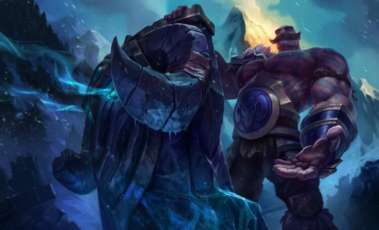 How to Play Braum: Team Guard Wall in League of Legends Wild Rift!