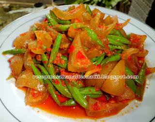 Resep Masakan Kulit Sapi Bumbu Merah Pedas Dan Praktis