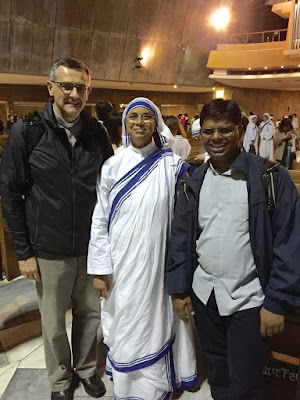 St. Teresa of Calcutta and My Missionary Vocation