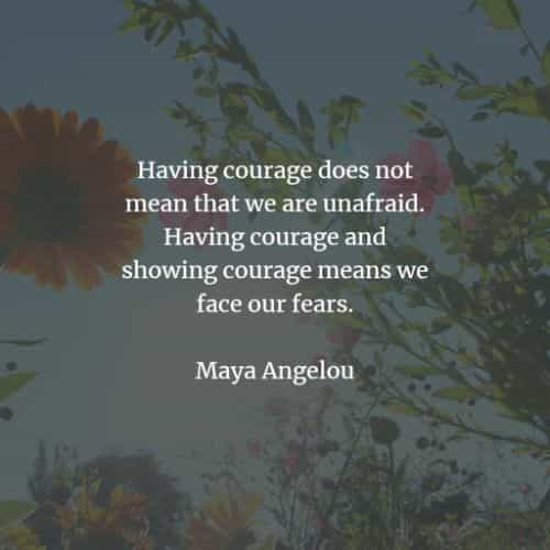 Courage quotes that will release the bravery in you