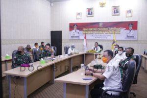 Arinal Ikuti Rapat secara Virtual Bersama Presiden Jokowi Bahas Adaptasi New Normal