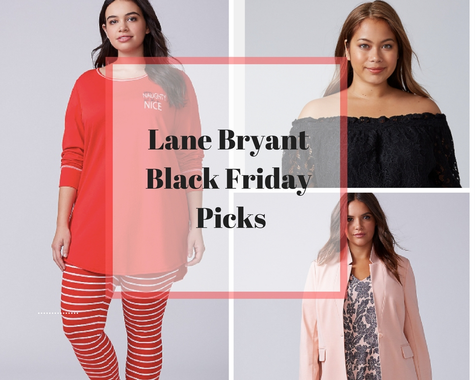 Lane Bryant Picks For Black Friday