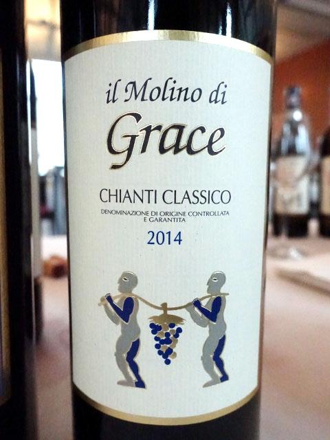 Il Molino di Grace Chianti Classico 2014 (90 pts)