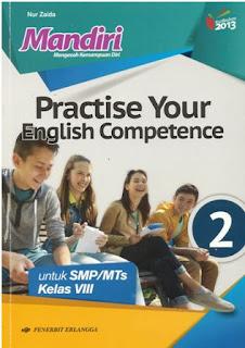 Mandiri: Practise Your English Competence Smp Jl.2/K13N