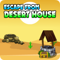 AvmGames Escape From Desert House